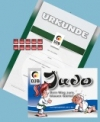 Prüfungsmarke + Urkunde 3.Kyu (grün) + Begleitheft 2.Kyu (blau)